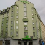 Hotel Plaza Alta