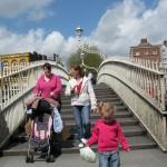 Dublin - Halfpennybridge