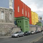 Dublin - Dublin Castle in bunt