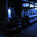 GSH - Rohre in blau