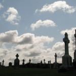Kreuze in Clonmacnoise