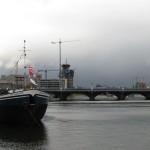 Belfast Hafenansicht