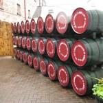 Bushmills - Barrels