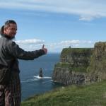Ralf findet die Cliffs supa