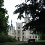 Schloss Hluboka Park