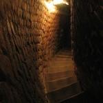 die zweite Treppe